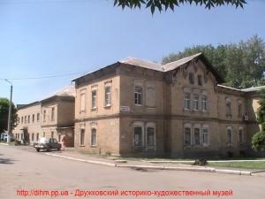 Дом помещика Елисеева