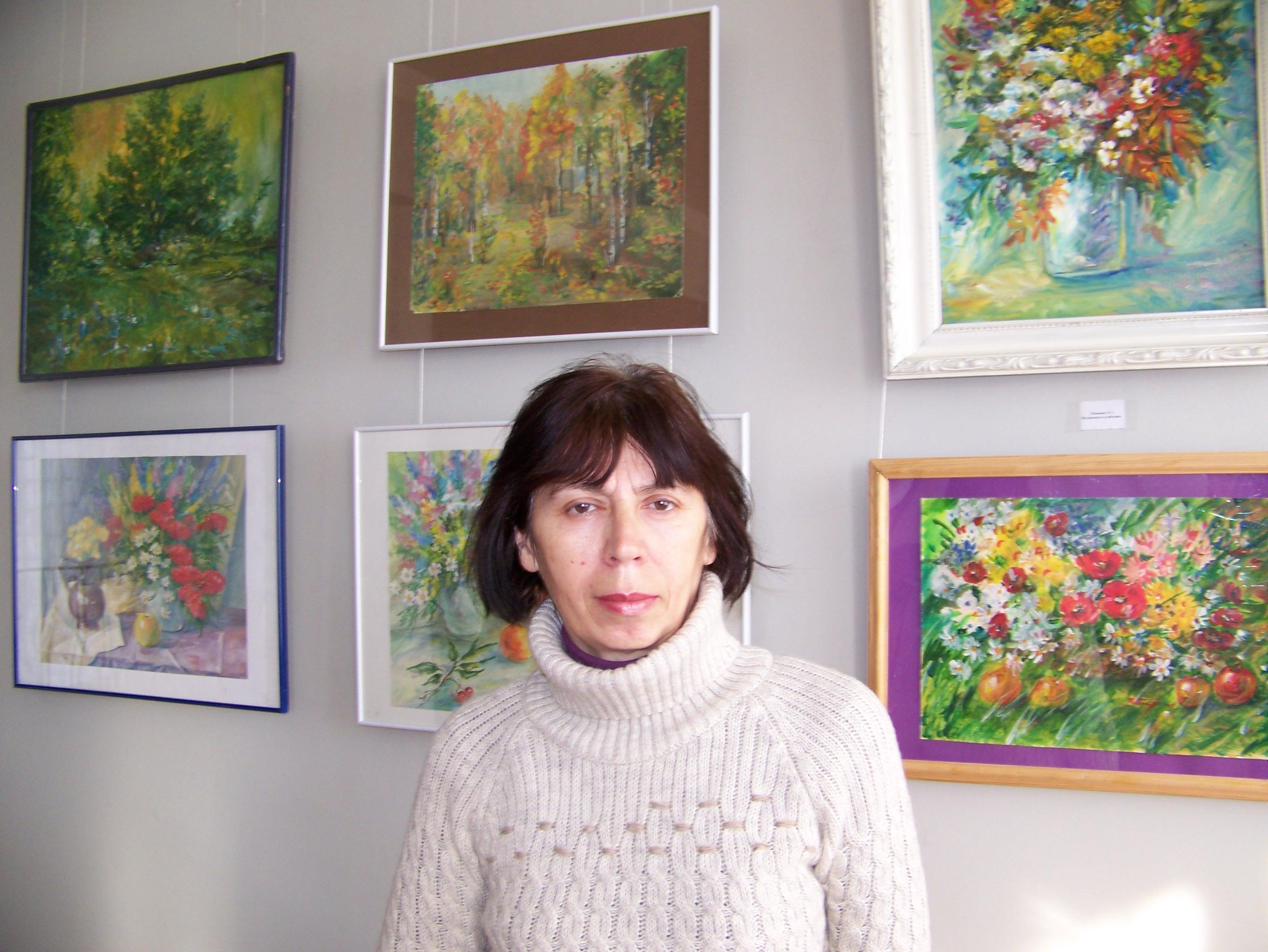 Выставка картин в Дружковке