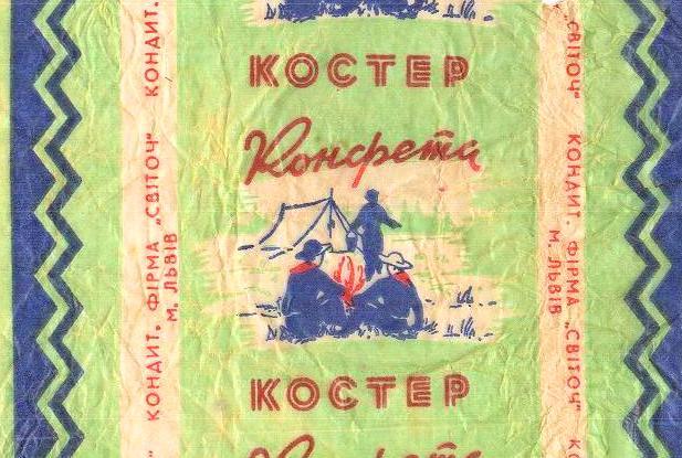 Советские конфеты этикетки фотографии