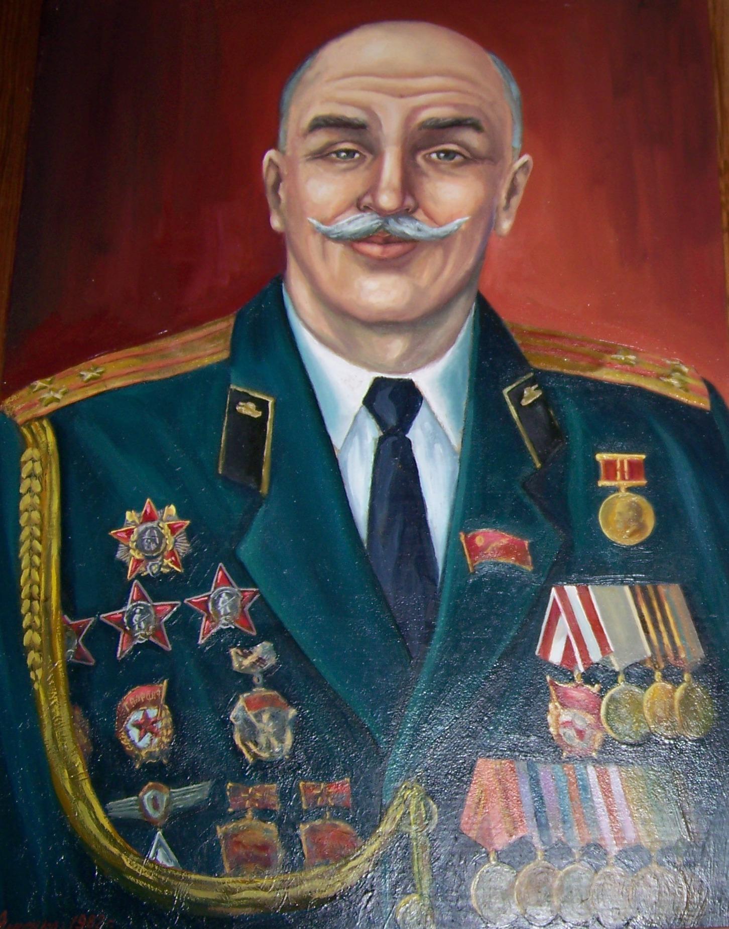 Лагута Владимир Моисеевич