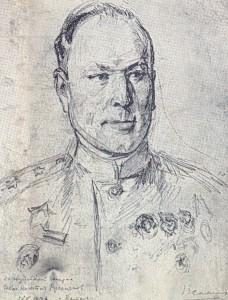 Портрет художника Сахненко В.И.