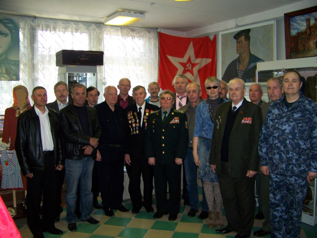 Чернобыльцы в Дружковке