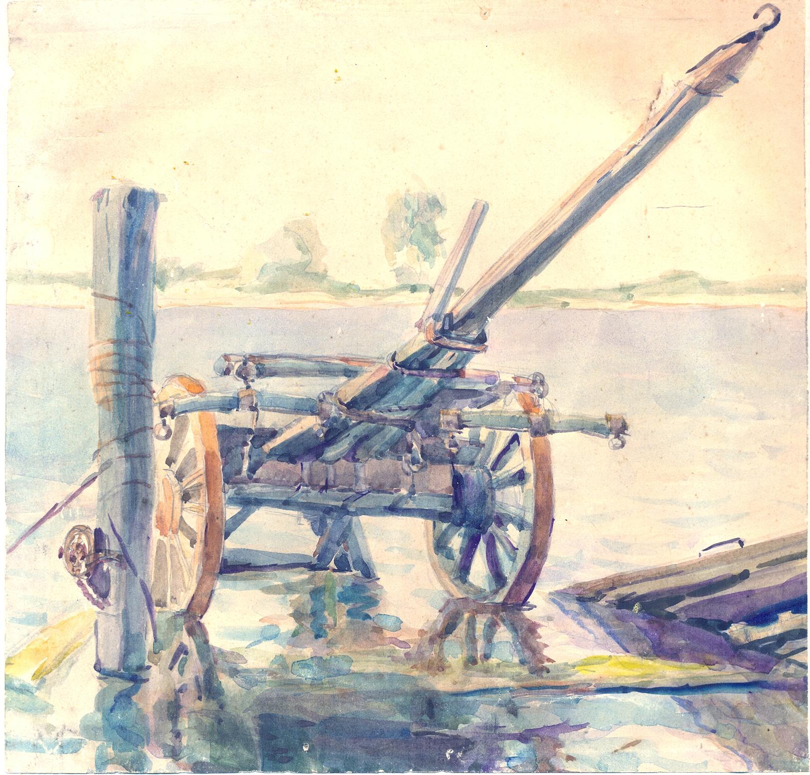 Картины художников из Дружковки