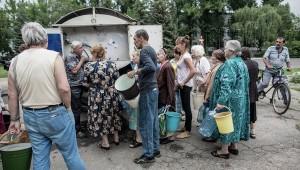 В Дружковке нет воды