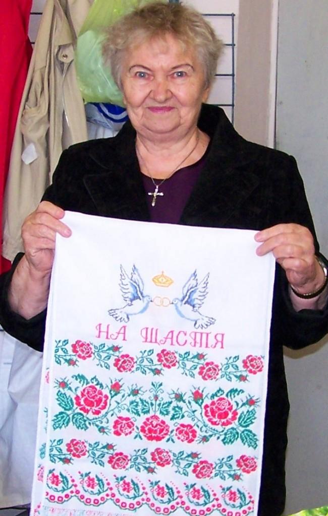 Рушники Дружковки