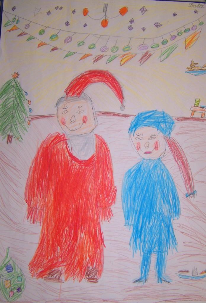 Фото детских рисунков