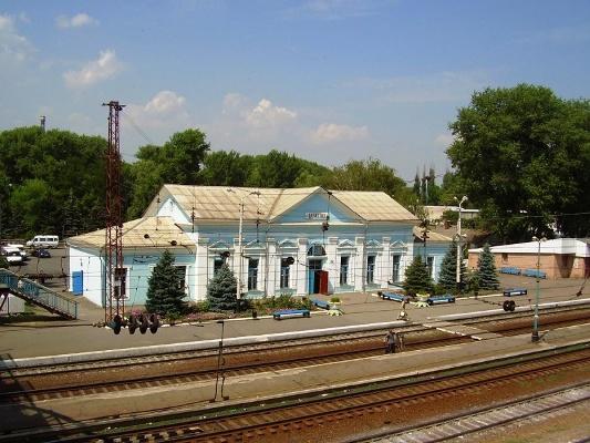 Станция Дружковка