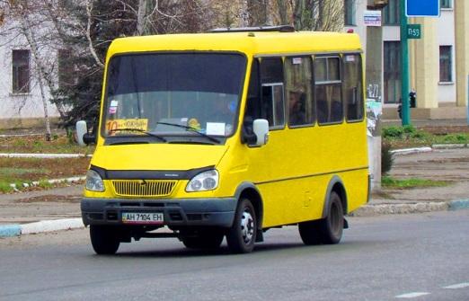 Дружковка - автобус