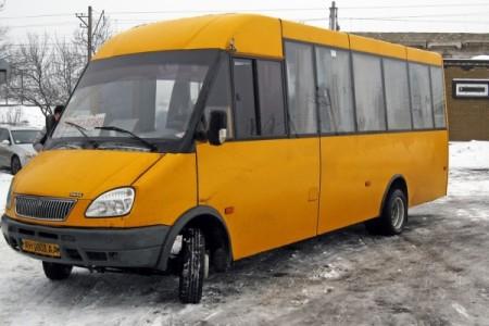 Расписание автобусов Дружковка - Краматорск | Дружковский
