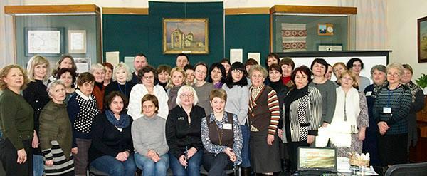 Музейная толока в Донецкой области