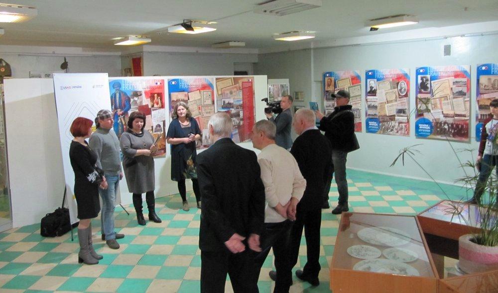 Новая выставка в ДИХМ