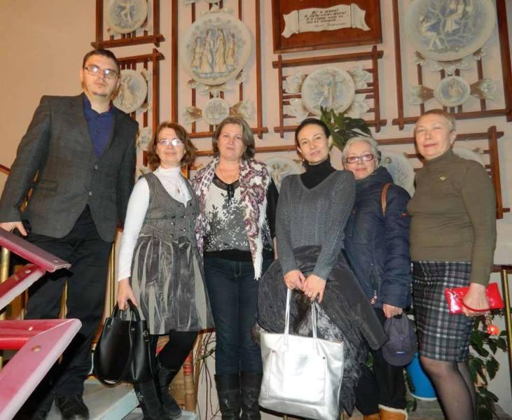 Работники музеев - Дружковка
