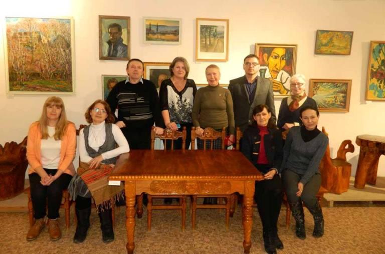 Сотрудники музеев - Дружковка