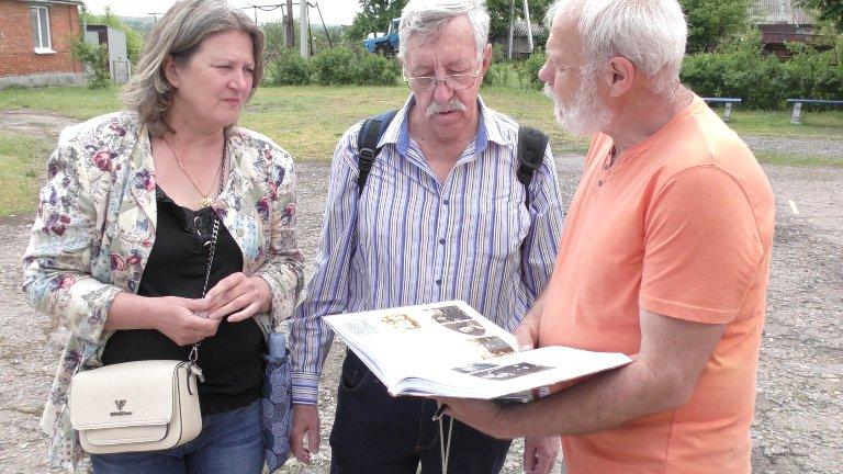 Виктор Петкау в Дружковке