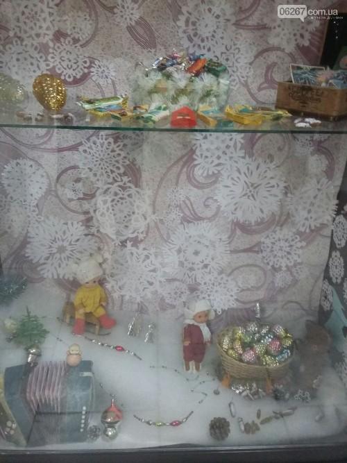 Дружковка - выставка елочных игрушек 3