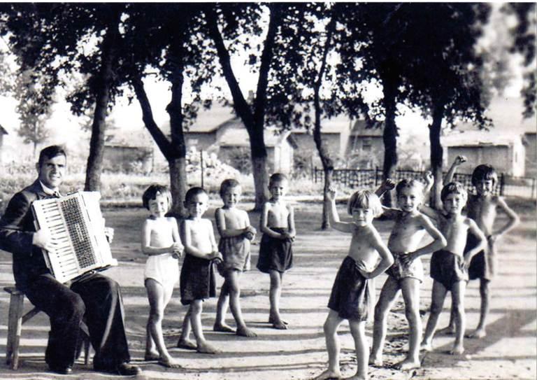 Снимок СССР 1948 год