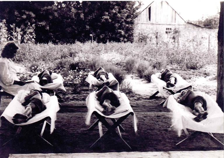 Фото 40-х годов