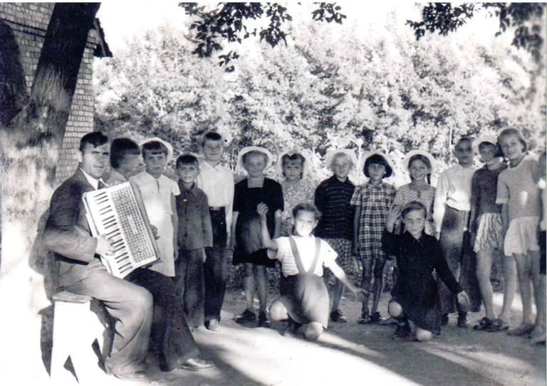 Советское фото 40-х годов