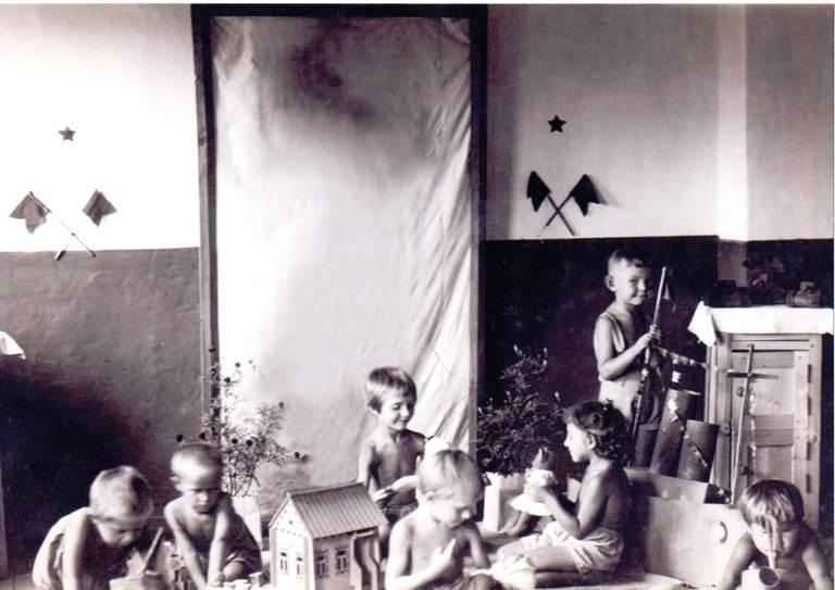 Фотография СССР 1948 год