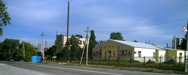 Алексеево-Дружковка - ПГТ