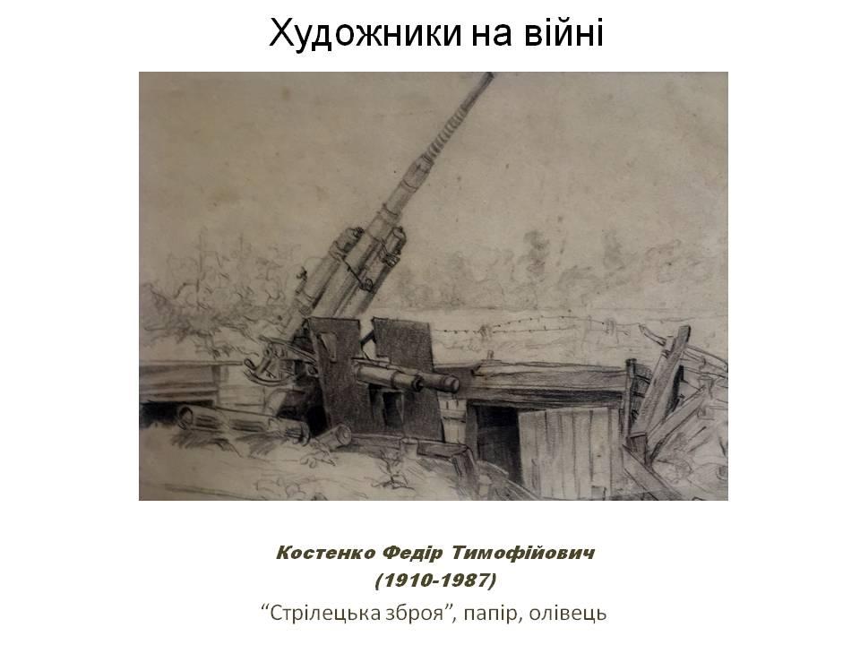 Стрілецька зброя - Костенко Ф.Т.