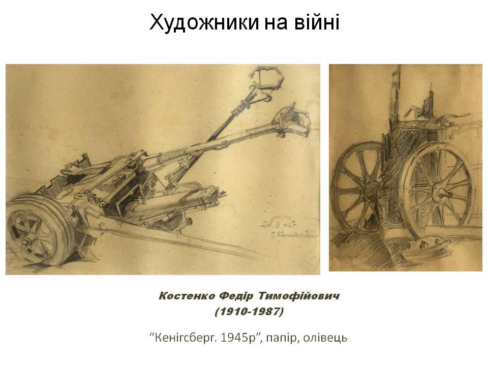 Кенігсберг - Костенко Ф.Т.